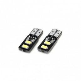 LED CANBUS 4SMD 5730 T10...
